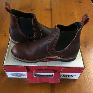 Red Wing Chelsea Rancher - Mens 8.5 *RARE*